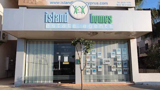 Island Homes Estate Agents - Paralimni