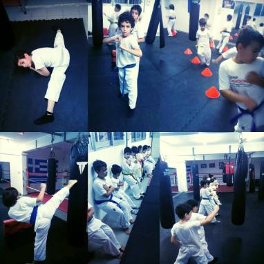 George TKD Club - Taekwondo Kickboxing