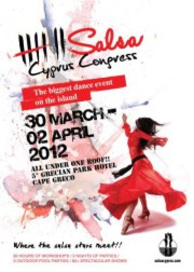 7th Cyprus Salsa Congress