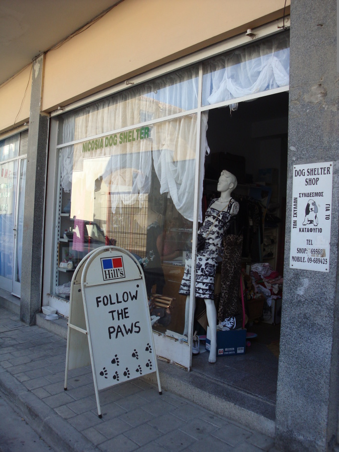 Nicosia Dog Shelter - Nicosia Charity Shop