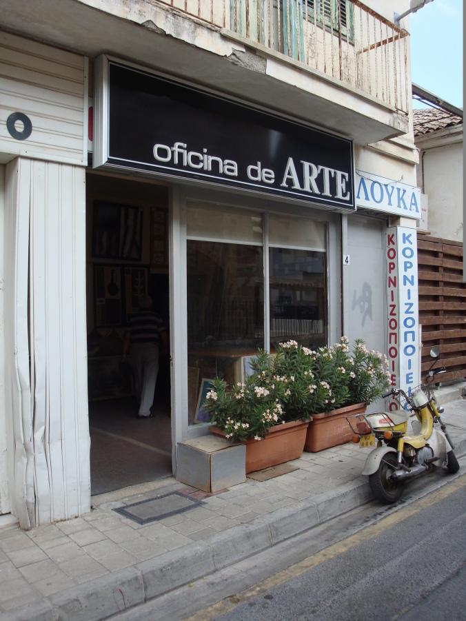 Oficina de Arrte
