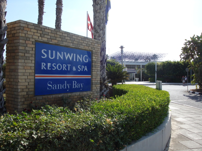 Sunwing Sandy Bay Village