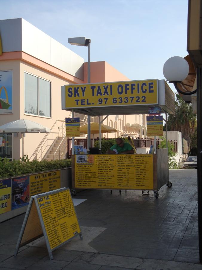 Sky Taxi Office