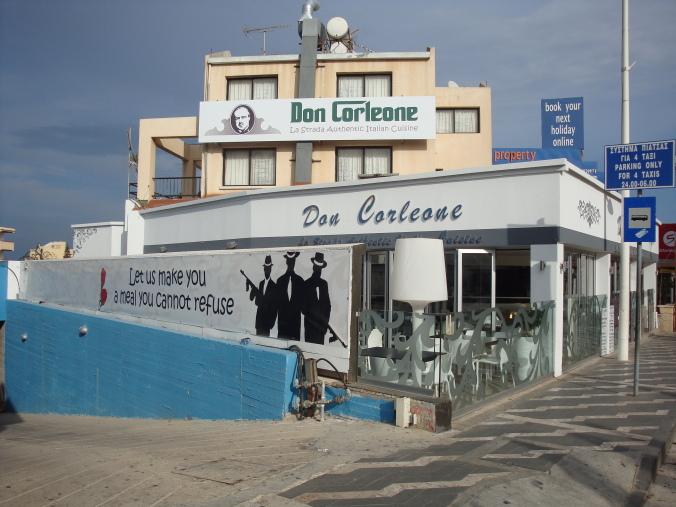 Don Corleone Italian Restaurant