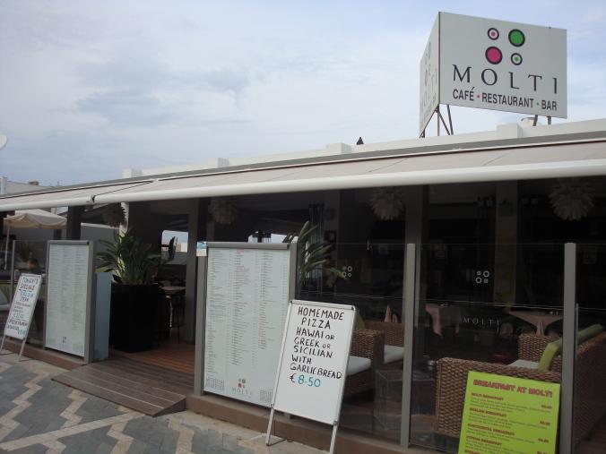 Paladela Molti Restaurant