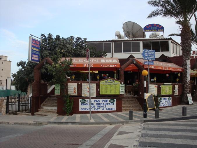 La Pas Coctail Bar