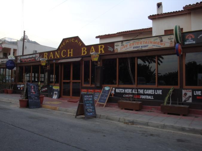 Mexican Banch Bar