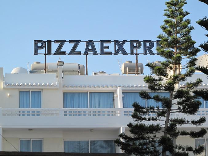 Pizza Express Paphos