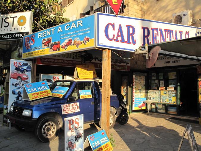 P&S Car Rentals