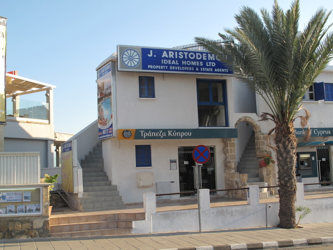 Aristodemou J. Ideal Homes Ltd