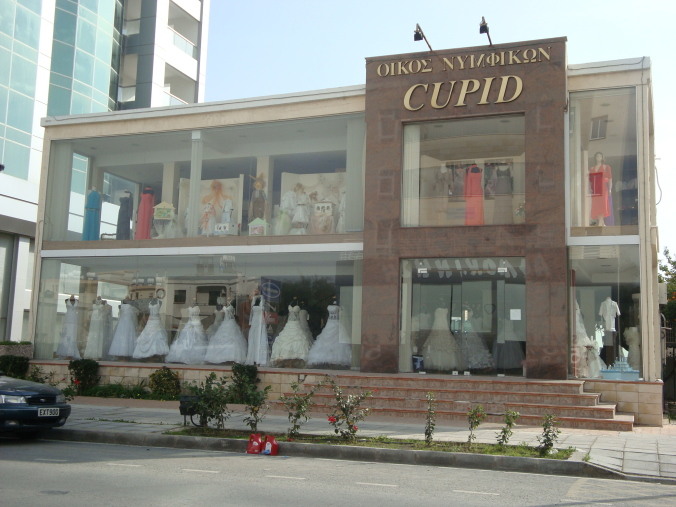 Cupid Bridal Gowns - Cyprus.com