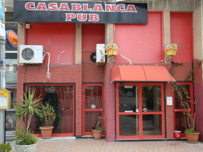 Casablanca Pub