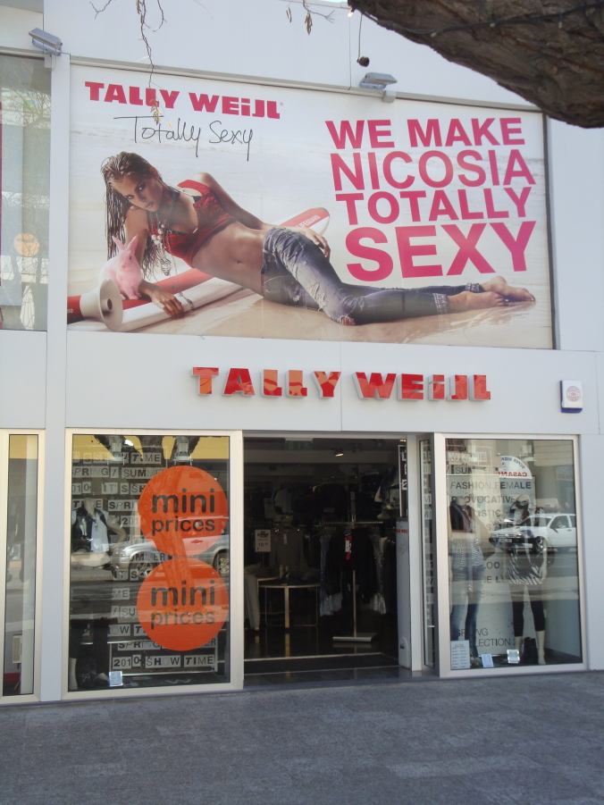 Tally Weijl Shop