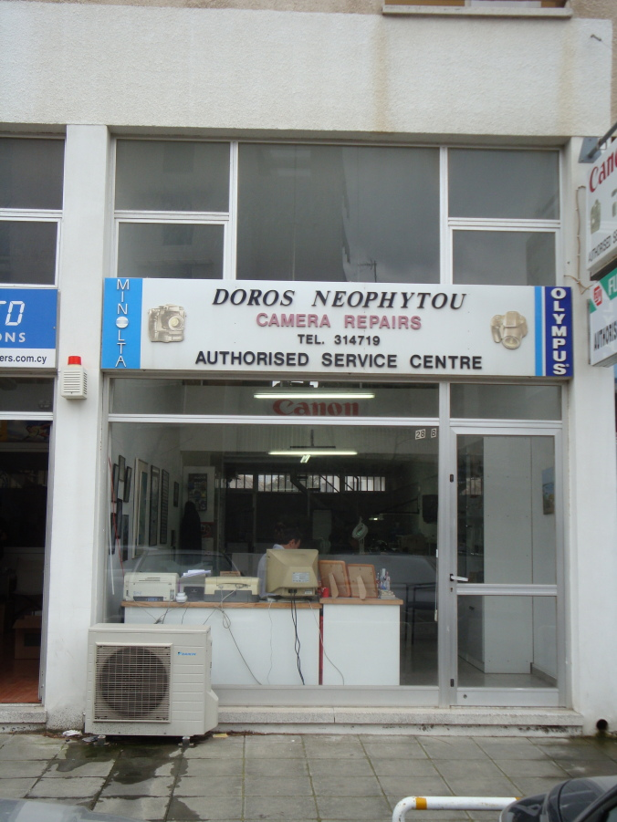 Doros Neophytou Authorised Service Centre