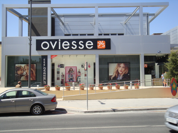 Oviesse Cyprus (The Mall of Engomi)