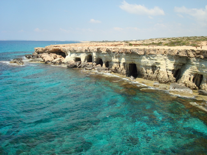 Ayia Napa Sea Caves
