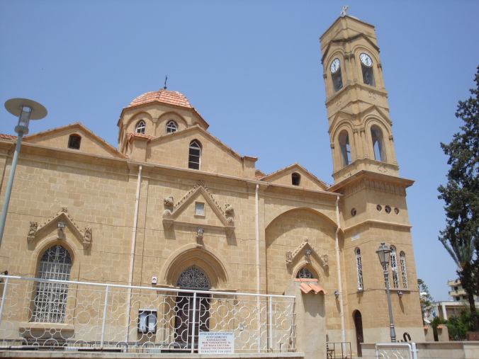 Agios Georgios Church - Agiou Dometiou - Photos - Agios ...