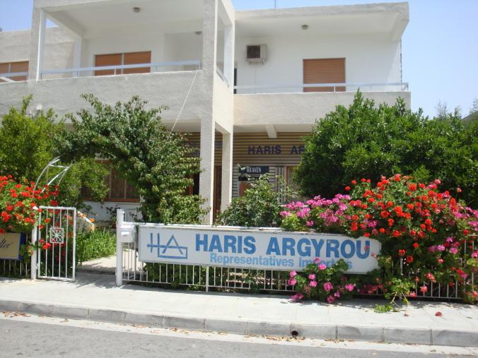 Argyrou Charis Ltd