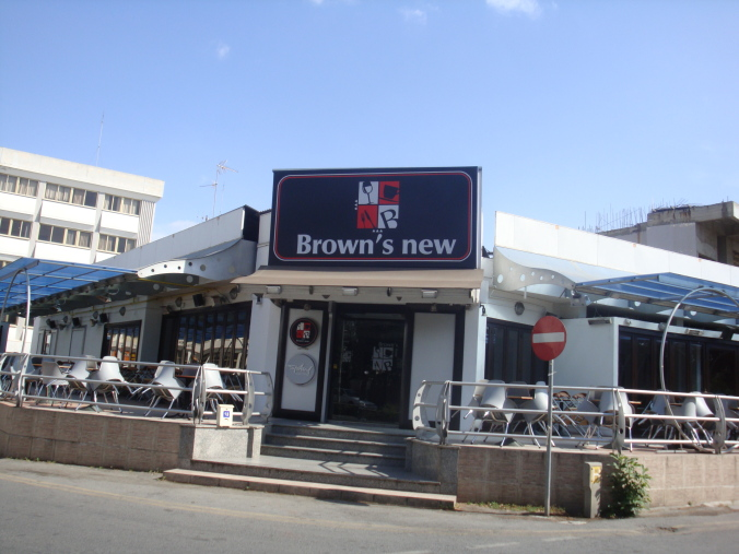 Browns Restaurant Cafe
