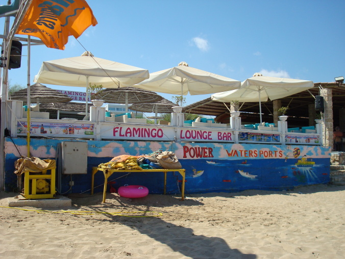 Flamingo Beach Restaurant