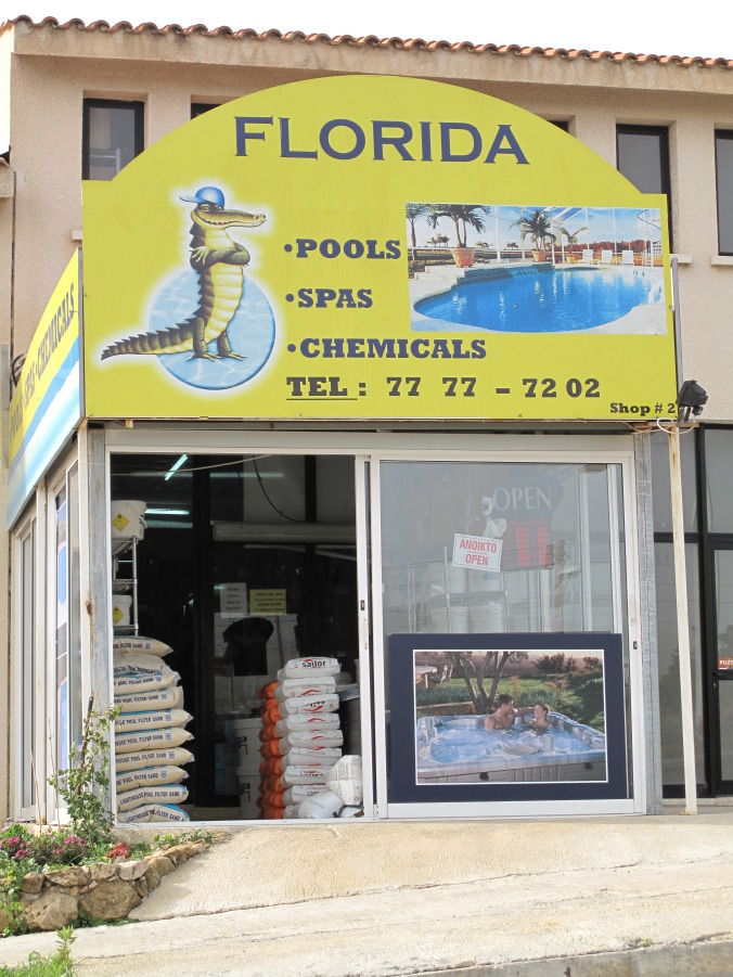 Florida Pools&Spas  Shop 2