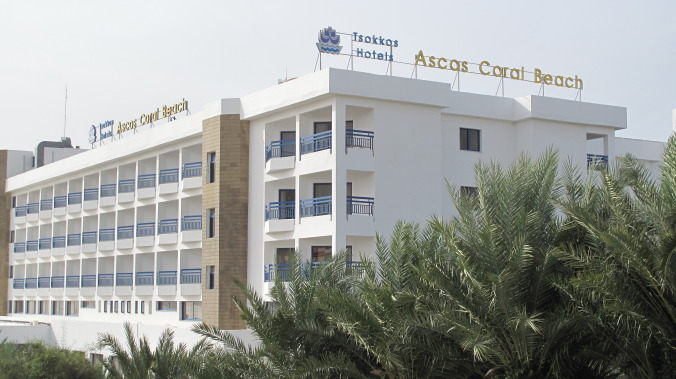 Ascos Beach Hotel