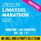 2015 Limassol Marathon