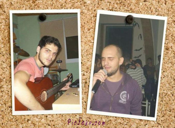 Giannis Shiammas & Pavlos Christophi Live