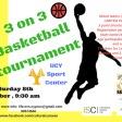 3on3 Basketball Tournament