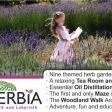 Cyherbia Botanical Park and Labyrinth