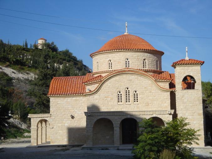 Agios Georgios Alamanos Monastery