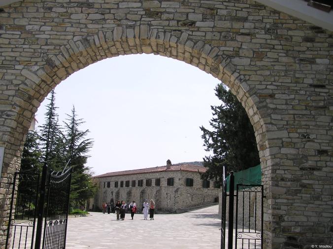 Agios Minas Monastery