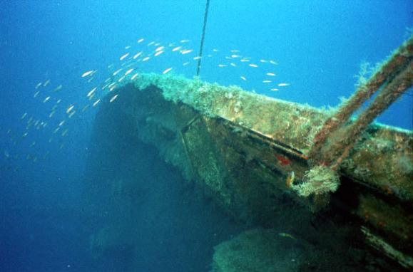 Zenobia Wreck Diving Site