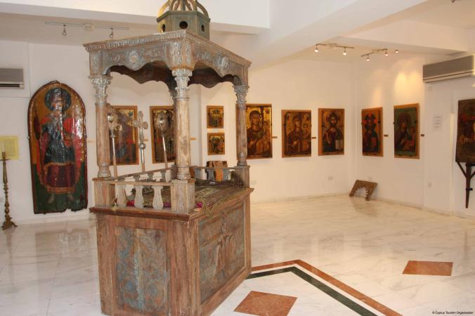 Arsinoe Byzantine Museum - Cyprus.com