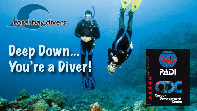 Coral Bay Divers - Scuba Diving Centre