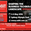 Lets Unlock the Power of IT at CeBIT Australia 2016 by CDN Software Solutions