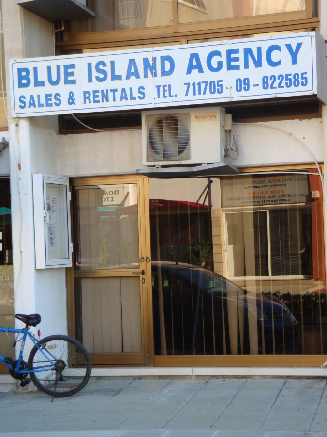 Blue Island Agency
