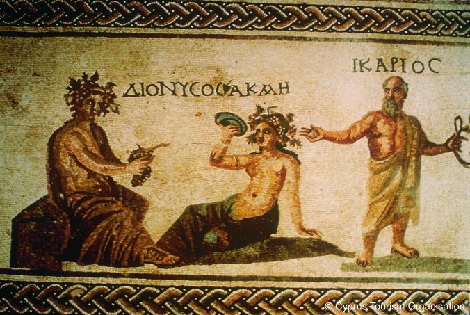 Pafos Mosaics (House of Dionysos)