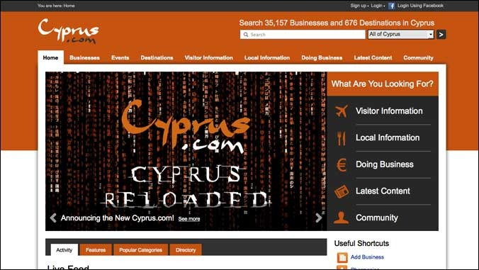 Cyprus.com