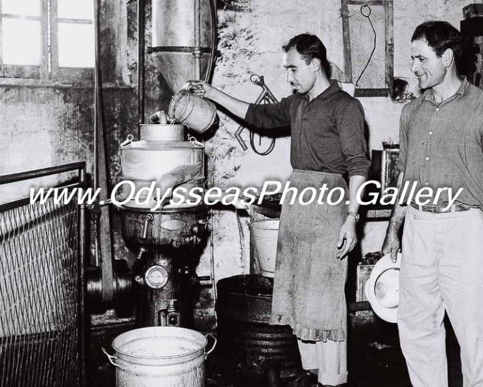 Old Polis Photo - Decade 1955-1965