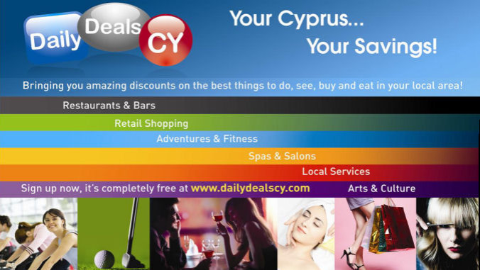 Daily Deals CY