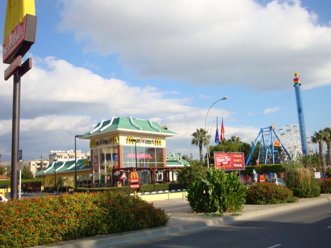 McDonald's - Yermasoyia