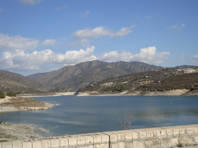 Germasogeia Dam