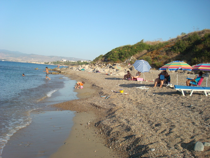 Ttakkas Bay Beach