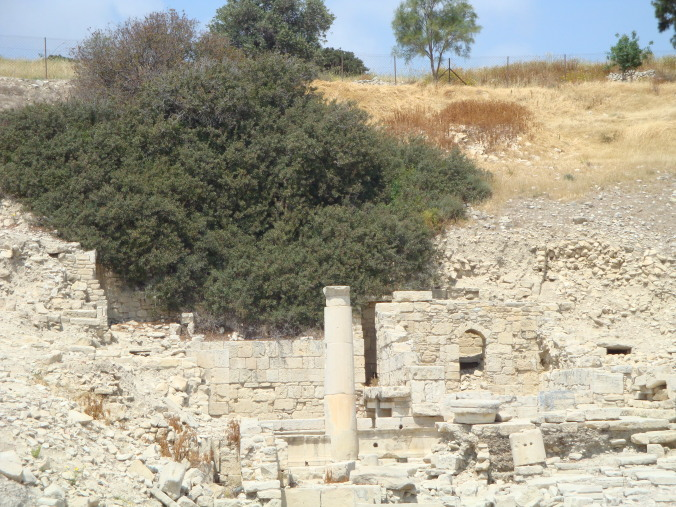 Ancient Agora of Amathus