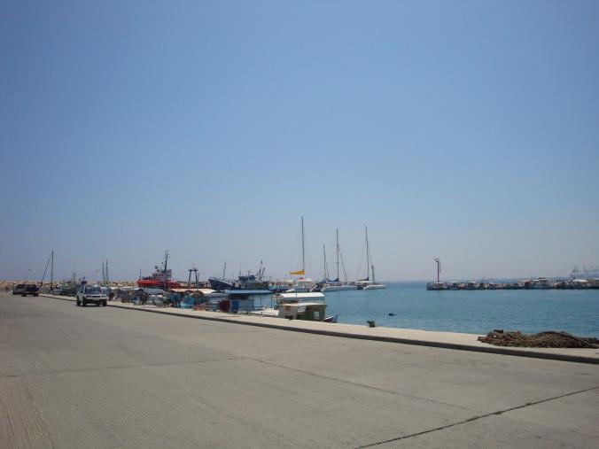 Limassol Old Port