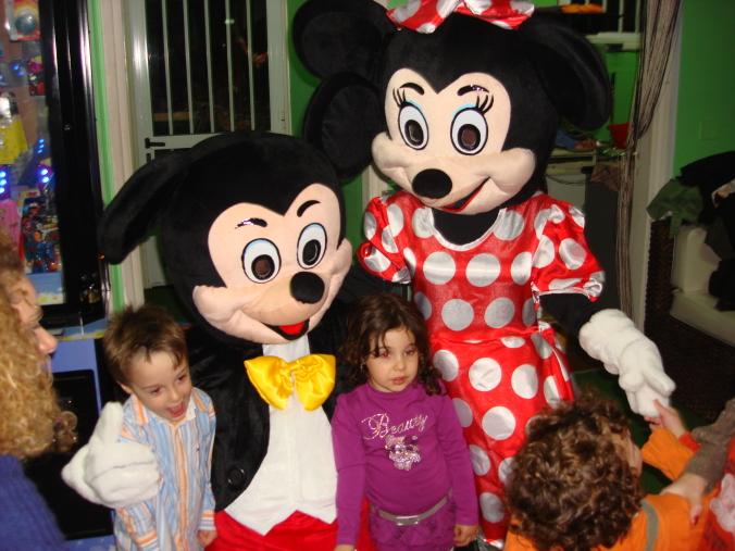 Kid Parties & Mascots