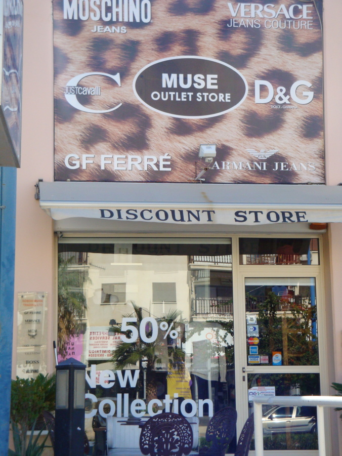 Women clothing stores. Muse clothing store