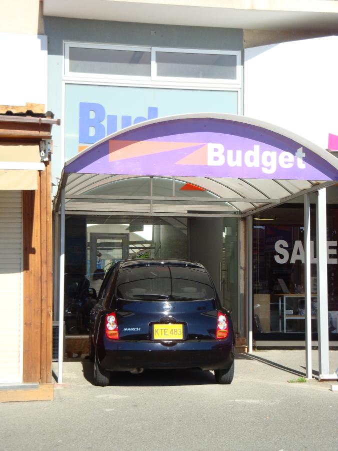 Budget Car Rental Larnaca Review