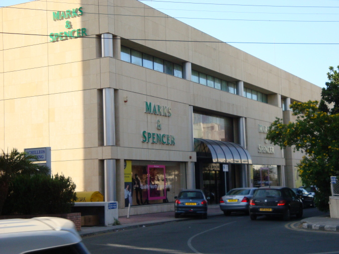 Marks & Spencer - Nikiforou Limassol